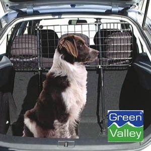 Détails sur  Grillage Grille pare chien inclinable - Green Valley