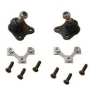2x Rotules de suspension AUDI A3 VW Golf4